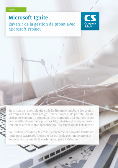Ignite Insights : Microsofrt Project