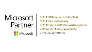 [Translate to English:] Microsoft Gold